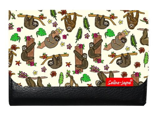 Selina-Jayne Sloth Limited Edition Designer Small Purse